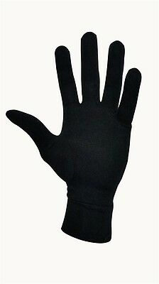 *NEW* Steiner Soft Tec Kids Gloves Black - Base Layer | Small - Large | Thermal