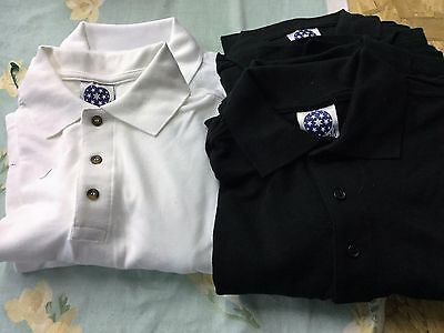Job Lot Polo Shirts Mixed Sizes