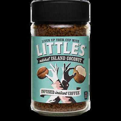 Little's Island Coconut Instant Coffee (1 x 50g)