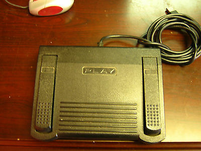Infinity Usb In-Usb-1 Foot Pedal Computer Dictation Transcriber Office
