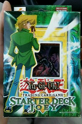 Yu-Gi-oh Joey Starter Deck First Edition