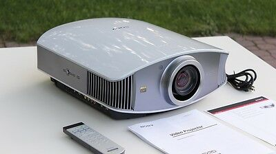 Proyector Sony SXRD VPL-VW50 Pearl VIDEO Projector FULLHD 1080P HDMI MSRP 5490€