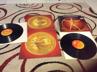 Earth Wind And Fire Set 2 Lp
