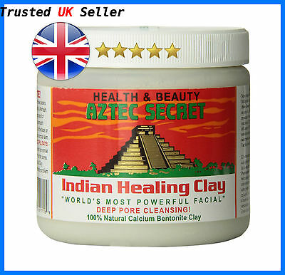 Aztec Secret Indian Organic Healing Facial Clay ***Fast Delivery MADE IN USA ***