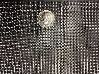 "t304 16 Mesh .018 Wire Stainless Steel Wire Cloth Screen 48"" x 100'ft"