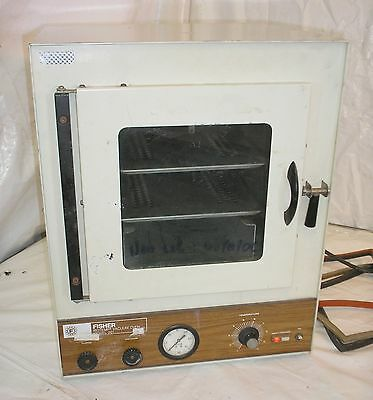 Fisher Scientific Isotemp Vacuum Oven Model 201
