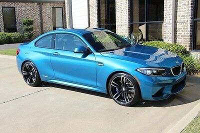 2016 BMW 2-Series  Available! Long Beach Blue Executive Package DCT Carbon Fiber Interior Trim More