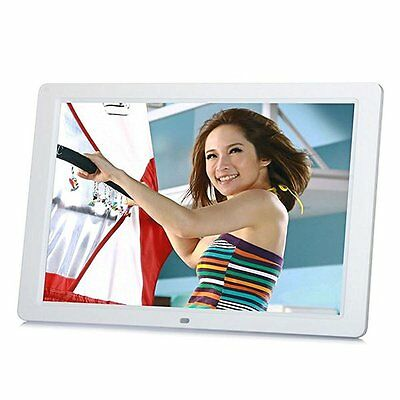 Quarice 15 Inch HD LED Digital Photo Frame 1280*800 Media Frame Supporting #1ND