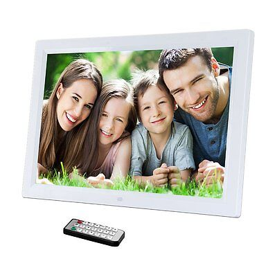 Quarice 17 Inch Full HD LED Digital Photo Frame 1080P 1440 x 900 Digital Picture