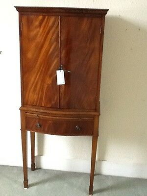 Cocktail cabinet 1960 mahogany