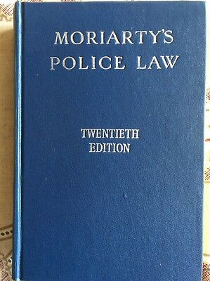 Moriarty's Police Law