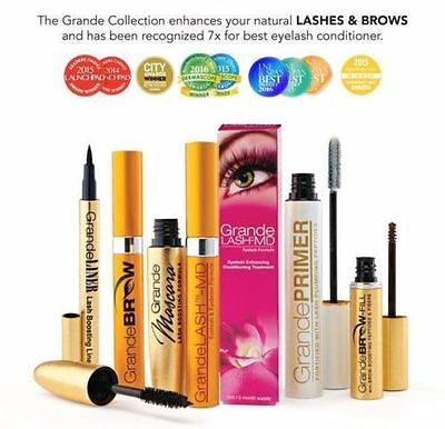 GrandeLash MD Eyelash Treatment. 100% AUTHENTIC. Lash, Brow, Lips, & Face.
