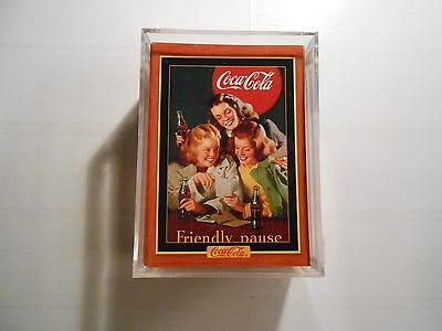 1995 Coca Cola Series 4 Complete Base Set!!! 100 Cards!!! LOOK!!