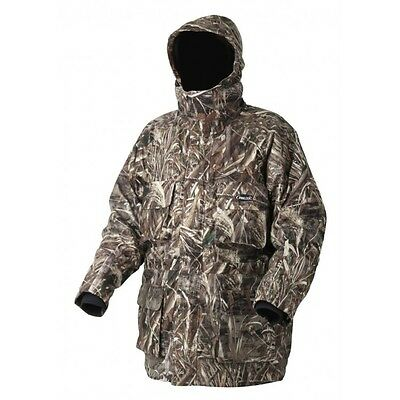 Pro Logic Max5 Thermo Armour Jacket Camo Camouflage Removable Fleece FAST P&P