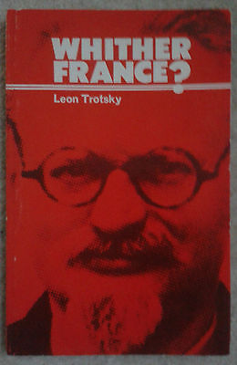 Whither France by Leon Trotsky