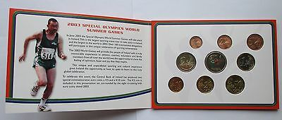 Irland KMS 2003, ST, Special Olympics World Summer Games, mit 5 Euro Münze