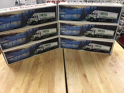 Look! 1987 Hess Toy Truck - TRUCK - MUST HAVE! Brand New!