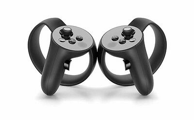 Oculus Touch Controllers - In Hand - Brand New Sealed - Next Day Delivery