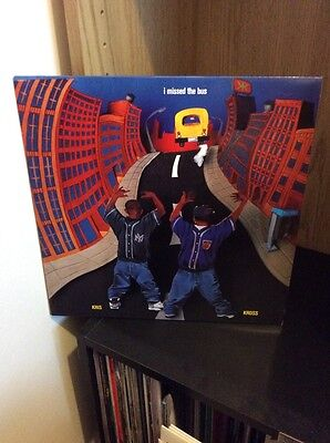 Kris Kross 'I Missed The Bus' - 12""