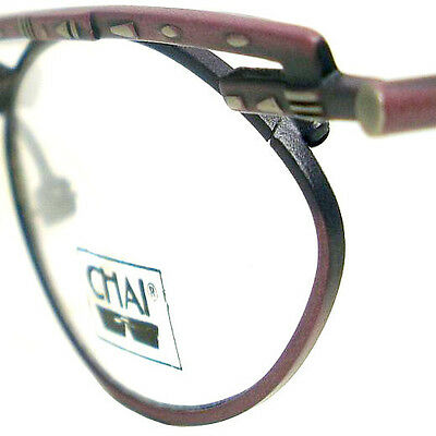 Vintage Glasses Browline Bar Chai Eyeglasses Sunglasses New Frame Eyewear