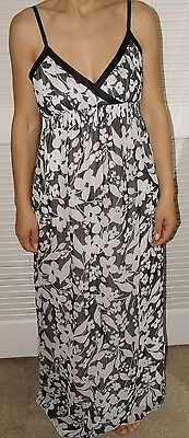 Motherhood Maternity Full Length Dress Size M