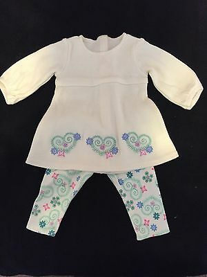 American Girl Bitty Baby Tunic and Leggings from Mix and Match Set - RETIRED!
