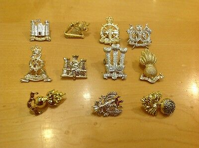 Job Lot Military  Badges all in used condition. As pictures.