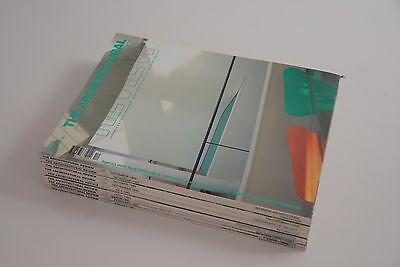 Architectural Review from 1993 (All issues except May, Jun, Aug)