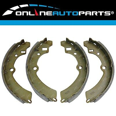 Rear Brake Shoe Set Suzuki Sierra 1.3L 1988~1998 Maruti 1.0 1992~1999 Wide Track