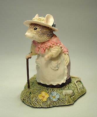 brambly hedge border fine arts Old Mrs Eyebright