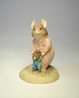brambly hedge Border fine arts Wilfred Teddy Mouse