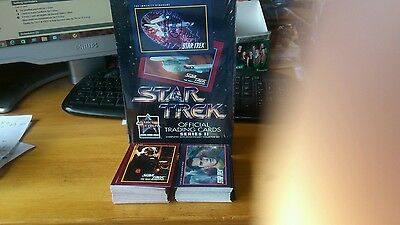 Star Trek  Base Set Only of 25th Anniversary  Series 2