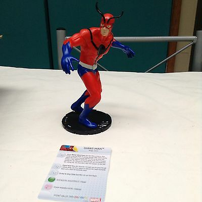 Giant Man Giant Size Exclusive Marvel Heroclix miniature