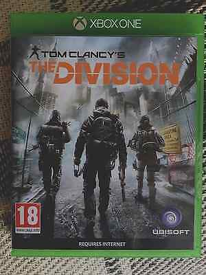 Tom Clancy's The Division xbox one (Cheapest)