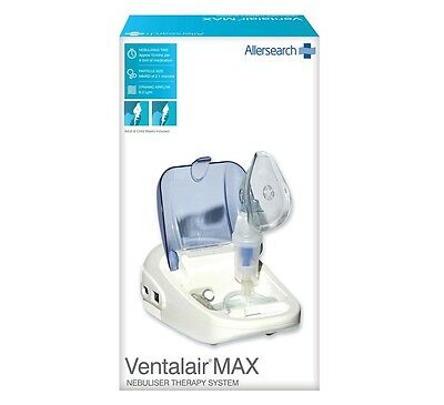 Ventalair Max - Nebuliser Therapy System