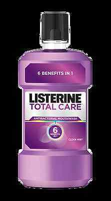 Listerine Totalcare 500mL -Cleanmint MouthWash