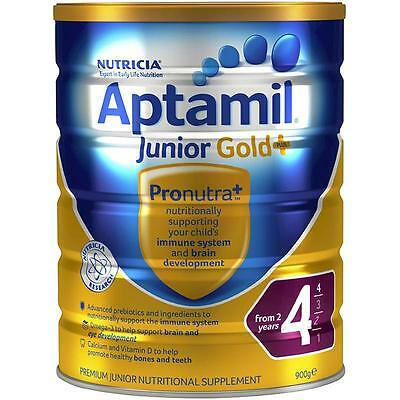 Aptamil Gold Plus Junior Step -4 900g- From 2 Years