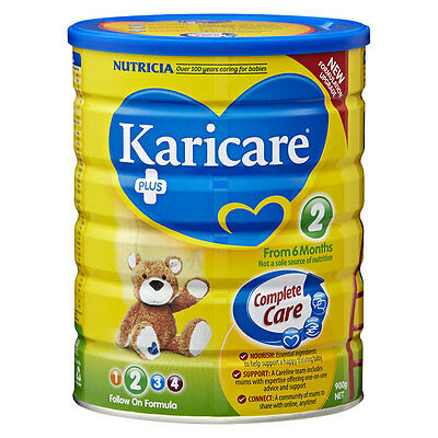 Karicare Plus Stage 2- 900g -From 6 Months