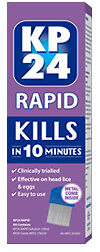 KP24 Rapid 250 mL -Family Pack Upto 3 Treatments