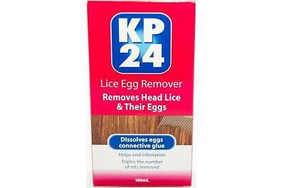 KP24 Lice Egg Remover 100 mL