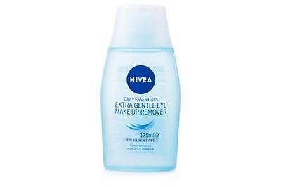 Nivea Extra Gentle Eye Make Up Remover 125 mL
