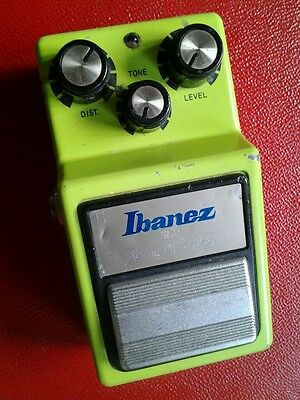 Vintage Ibanez SD9 Sonic Distortion
