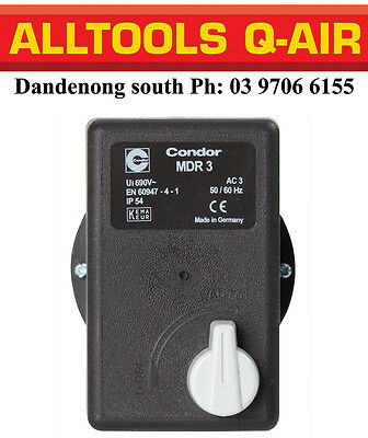 Condor Air Compressor Pressure Switch MDR3/11RM