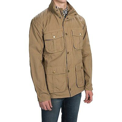 BARBOUR SPORTING Washed Utility Jacket