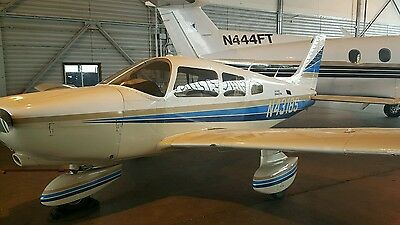 1983 Piper Dakota (Low Time and loaded) NDH