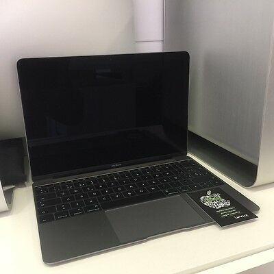 "Apple Macbook 12"" A1534 Cm 8Gb Ram Flash Drive 250Gb."