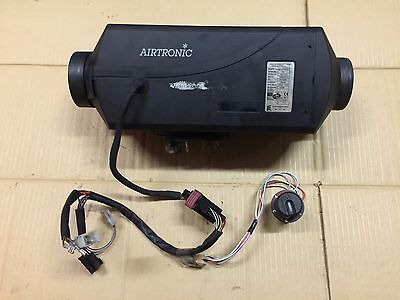 Eberspacher D4 Airtronic universal heater, 12v ,40W 4KW!!! WOUW...