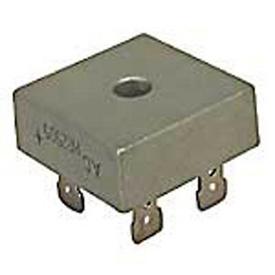 Major Brands MB254 400 VOLT 25 AMP MB-25 BRIDGE RECTIFIER DIODE 3 pcs