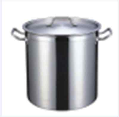 12L stainless steel pot ø250*H250