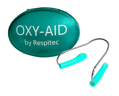 OXY-AID   Reduces Snoring and Relieves Stuffy Nose
